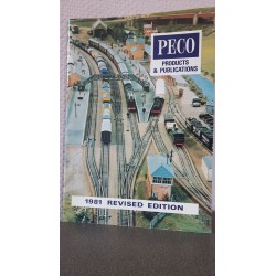 Peco products & Publications 1981