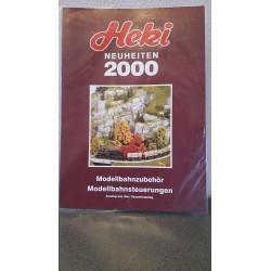 Heki Neuheiten 2000