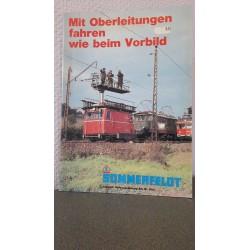 Sommerfeldt - Mit oberleitungen fahren wie beim Vorbild