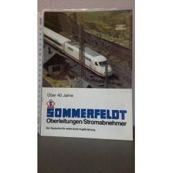 Sommerfeldt - Mit oberleitungen fahren wie beim Vorbild - über 45 Jahre