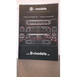 B-Models Catalogus Nieuwigheden 2009