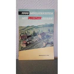 Vollmer 1000 Möglichkeiten mit Vollmer-teilen 1/1961