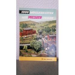 Vollmer 1000 Möglichkeiten mit Vollmer-teilen 3/1963