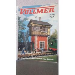 Vollmer Modelbahn-Zubehör . Neuheiten G+H0+N 1997