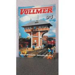 Vollmer Modelbahn-Zubehör . Neuheiten H0+N+Z 1994