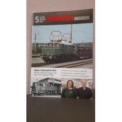 Märklin Insider Club News 2013-5 Duitstalig