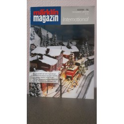 Märklin Magazin December/Januari 2004 Nummer 06 Nederlands