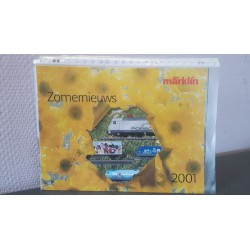 Märklin Zomernieuws 2001