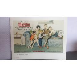Märklin katalog 1928 reprint