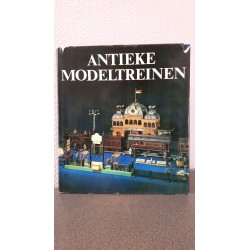 Antieke modeltreinen