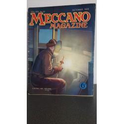 Meccano Magazine No. 10 October 1929