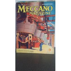 Meccano Magazine No. 11 November 1929