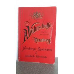 A.Wahnschaffe - Nürnberger Spielwaren und Praktische Geschenke.