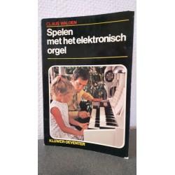 Spelen met het elektronisch orgel