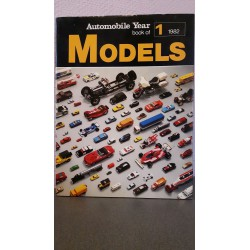 Automobile Year book of 1 - 1982
