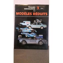 L'année automobile de Modèles réduits 3 - 1984