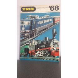 Trix - Catalogus 1968
