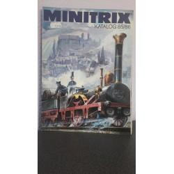 Minitrix - Katalog 85/86