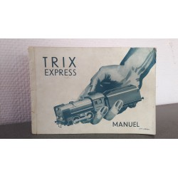 Trix Express manual 1935