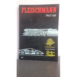 Fleischmann - Catalogus 1967/68