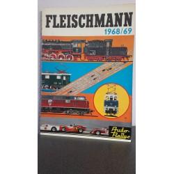 Fleischmann - Catalogus 1968/69