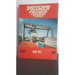 Vollmer catalogus H0 + N 69/70