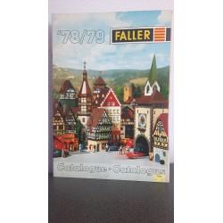 Faller Catalogus '78/79