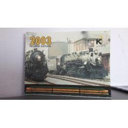 K-Line second edition 2003