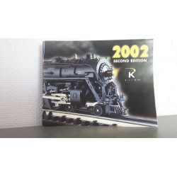 K-Line second edition 2002