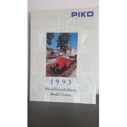 Piko - Folder 1993