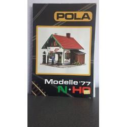 Pola - Katalog '77 N + H0