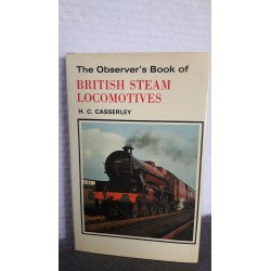 The Observer's Book of Britisch steam Locomotives