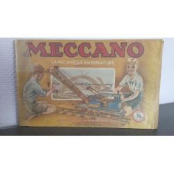 Meccano La mecanique en miniature 1953