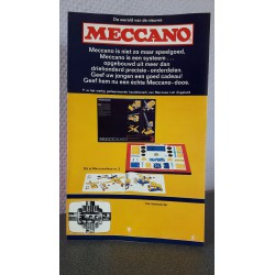 Meccano Flyer - Leaflet