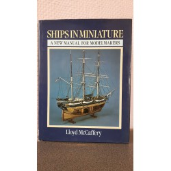 Ships in miniature - A new manual for modelmakers
