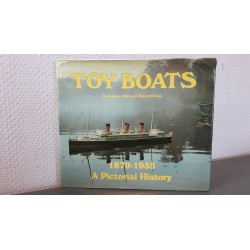Toy Boats 1870-1955 A Pictorial History
