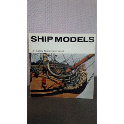 Ship Models - Sailing Ships from 1700 AD