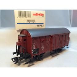 Märklin H0 48753 Containerwagen DB