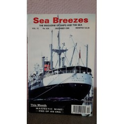 Sea breezes The magazine of ships and the sea Vol. 72 No. 636