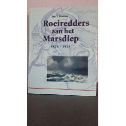 Roeiredders aan het Marsdiep 1824 - 1923