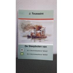 """De sleepboten van N.V. Stoomsleepdienst """"Maas"""""""
