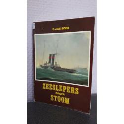 Zeeslepers onder stoom