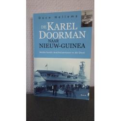 De Karel Doorman naar Nieuw-Guinea