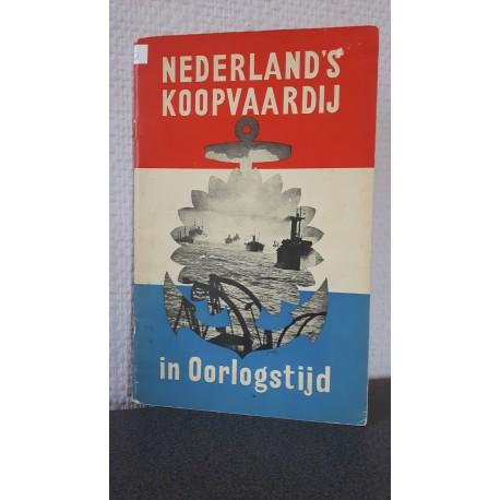 Nederland's Koopvaardij in Oorlogstijd