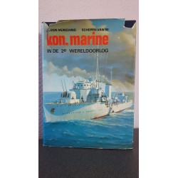 Schepen van de Koninklijke Marine in de 2e Wereldoorlog