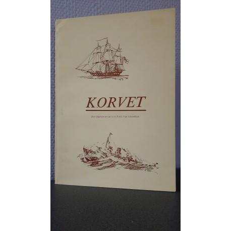 Korvet - Door Kapitein-ter-zee (o.r.) P.M.J. van Schoonbeek