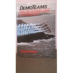 DemoTeams van de Koninklijke Luchtmacht