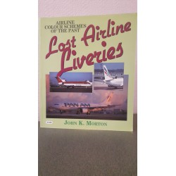 Lost Arline Liveries - Airline colour schemes of the past
