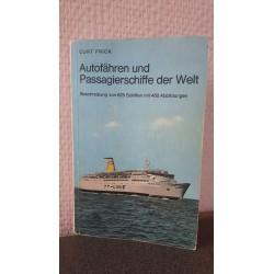 Autofähren und Passagierschiffe der Welt