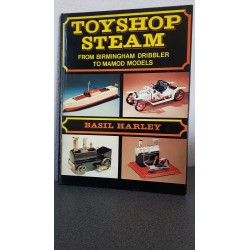 Toyshop Steam From Birmingham dribbler to mamod models